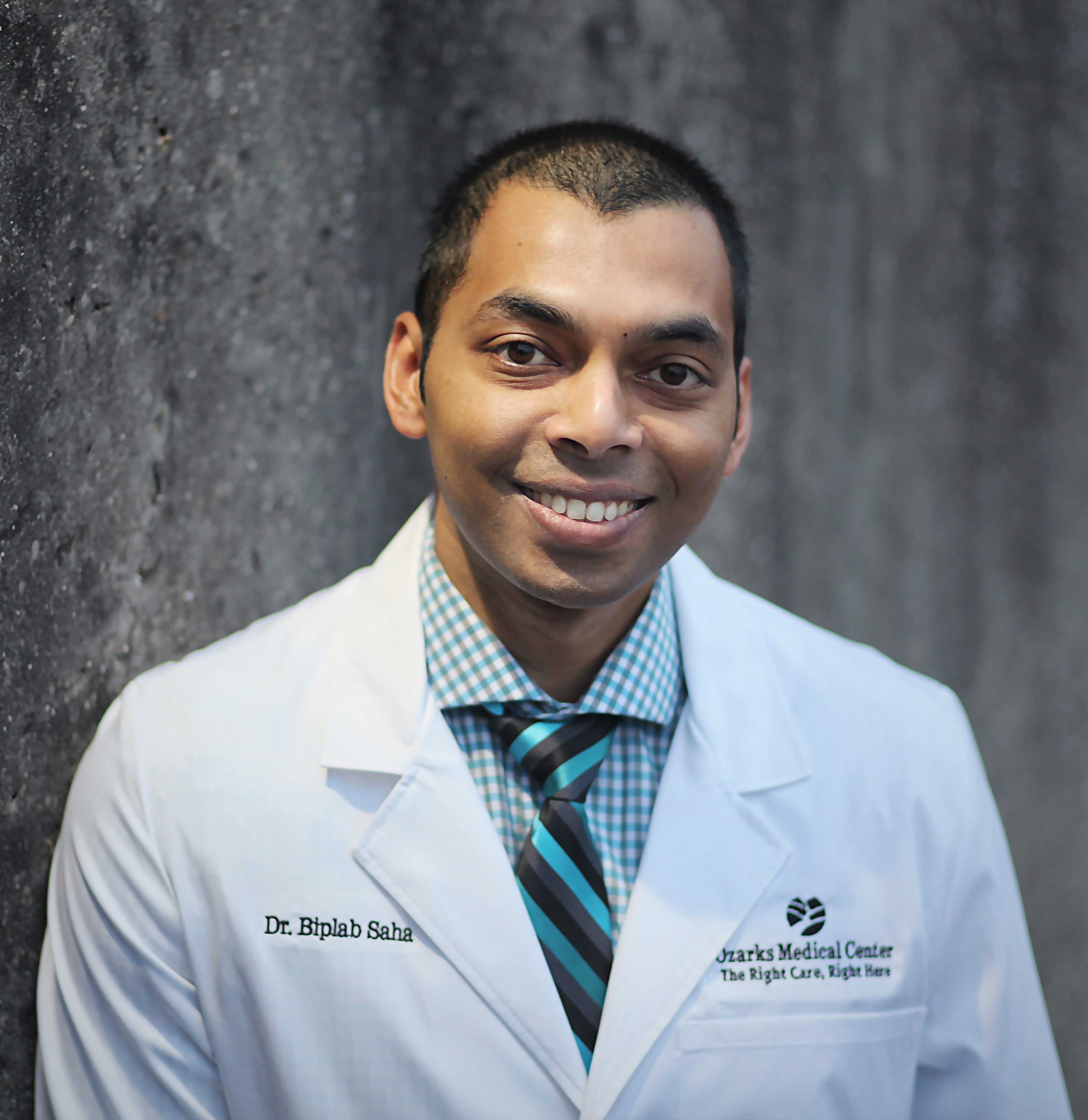 Picture of Pulmonologist Dr. Saha